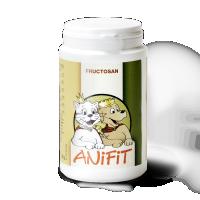 Fructosan Ergänzungsfutter für Hunde & Katzen